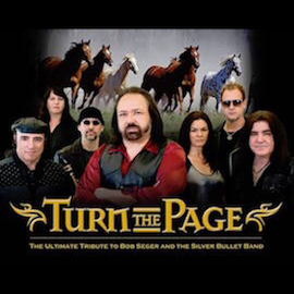 TURN THE PAGE - A Tribute to Bob Seger