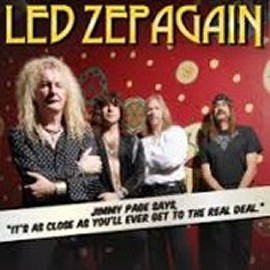 LED ZEPAGAIN - A Tribute to Led Zeppelin