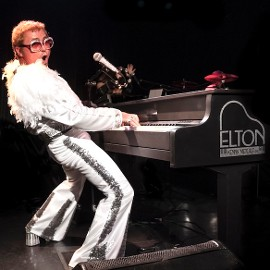 KENNY METCALF - A Tribute to Elton John