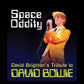 DAVID BRIGHTON - A Tribute to David Bowie