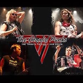 ATOMIC PUNKS - A Tribute to Van Halen