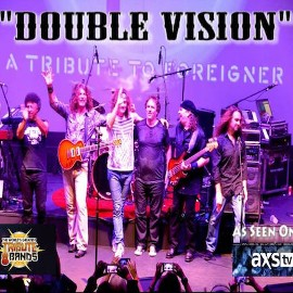 DOUBLE VISION - A Tribute to Foreigner