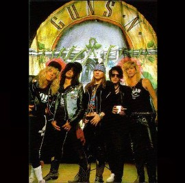 APPETITE FOR DESTRUCTION - A Tribute to Guns N' Roses