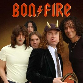 BONFIRE - A Tribute to AC DC