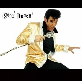 SCOT BRUCE - A Tribute to Elvis