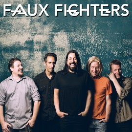 FAUX FIGHTERS - A Tribute to Foo Fighters