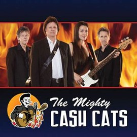MIGHTY CASH CATS - A Tribute to Johnny Cash