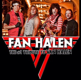 FAN HALEN - A Tribute to Van Halen