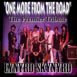 ONE MORE FROM THE ROAD - A Tribute to Lynyrd Synyrd