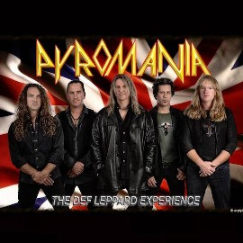 PYROMANIA - A Tribute to Def Leppard