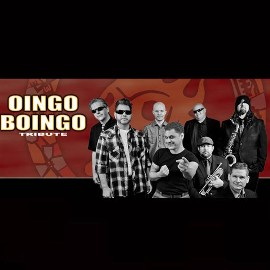DEAD MAN'S PARTY - A Tribute to Oingo Boingo