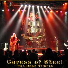 CARESS OF STEEL - A Tribute to Rush