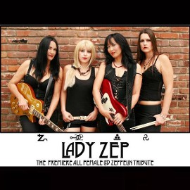 LADY ZEPP - A Tribute to Led Zeppelin