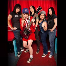 HELL'S BELLES - A Tribute to AC DC