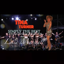 SIMPLY THE BEST - A Tribute to Tina Turner