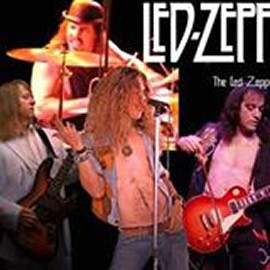 LED ZEPPLICA - A Tribute to Led Zeppelin