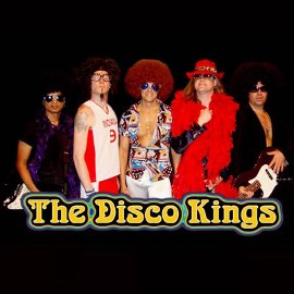 THE DISCO KINGS - A Tribute to The 70'S