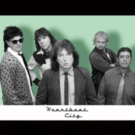 HEARTBEAT CITY - A Tribute to The Cars