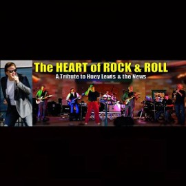THE HEART OF ROCK & ROLL - Tribute to Huey Lewis &The News