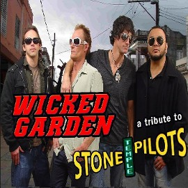 WICKED GARDEN - A Tribute to Stone Temple Pilots