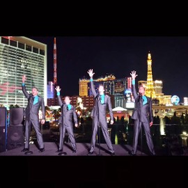Oh What A Night - Tribute to Frankie Valli & The Four Seasons