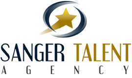 Logo - Sanger Talent Agency & Music Unlimited - Talent Agency
